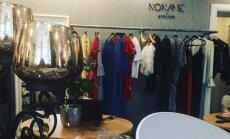 ФОТО. В Риге открылся магазин брендовых вещей, созданных исключительно женщинами