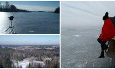 Noķert ziemeļu sajūtas Igaunijā: ledaini fantastiska atpūta pie kaimiņiem