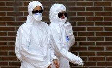 Zinātniekus satrauc Ebolas vīrusa dažādās mutācijas