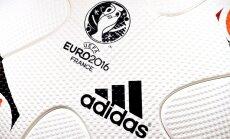 Video: Prezentēta EURO 2016 izslēgšanas turnīra bumba 'Dārds'