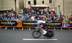 Neilands 'Giro d'Italia' debitē ar 169. vietu individuālajā braucienā