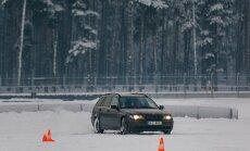 Ziemas braukšanas konsultācijas apmeklējuši vairāk nekā 600 autovadītāju