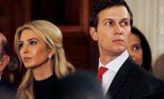 Состояние семьи Иванки Трамп составляет до 740 млн долларов