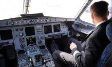 Aviobūvēs kompānijas cer izveidot lidaparātu, ko varēs vadīt viens pilots