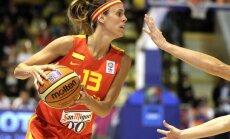 Kā pirmā Eiropas sieviešu basketbola čempionāta finālā pārliecinoši iekļūst Spānija