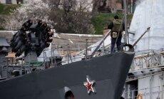 Украина не будет разрывать с Россией соглашения по Черноморскому флоту