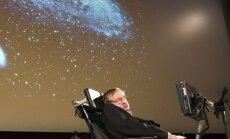 Стивен Хокинг заявил о намерении полететь в космос