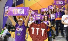 'TTT Rīga' basketbolistes cieš zaudējumu Austrumeiropas Sieviešu basketbola līgas finālā