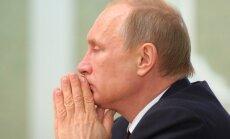 Aktīviste: Putins pretterorisma resursus novirzījis cīņai pret opozīciju