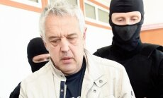 Tiesa apcietina par iespējamām pret Latviju vērstām darbībām aizturēto Gapoņenko