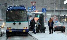 """""""Снежные"""" билеты в Риге будут действовать и в четверг"""