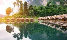 Приезжающим в Таиланд туристам выдадут черные ленты