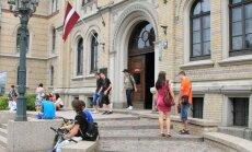 LU samazinās studentu skaits; optimizē izmaksas un pārceļ fakultātes
