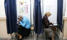 115 vēlētāji nomainījuši balsošanas iecirkņus savā vai uz citu pašvaldību