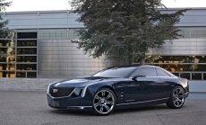 'Cadillac' lielās kupejas koncepts 'Elmiraj'