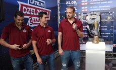 Gudļevskis: Rīgas 'Dinamo' sastāvs ir ļoti konkurētspējīgs