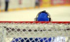 Vārtsargs Ančs šodien piedzīvos debiju Latvijas hokeja izlases rindās