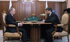 Путин назначил Кадырова и.о. главы Чечни, призвав его соблюдать законы