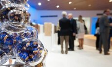 Helsinku pievārtē atklāts jaunais 'Fazer' šokolādes centrs