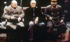 Baltiju ziedoja citu labumu vārdā. Jaltas konferencei - 70