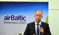 Глава airBaltic: мы не работаем как Ryanair и Wizz Air
