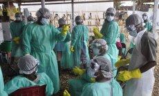 Libērijā sāk izmēģināt vakcīnu pret Ebolas vīrusu