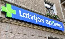 Olainfarm продолжает скупать латвийские аптеки