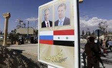 Krievija nobloķē ANO rezolūciju par Sīrijas ķīmisko ieroču uzbrukumu izmeklēšanu