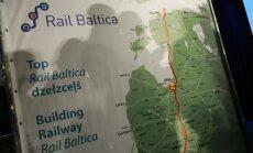 Глава совета компании, реализующей Rail Balticа, объяснила недоверие к Байбе Рубесе