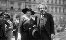 Septiņas Alberta Einšteina dzīves liktenīgās sievietes