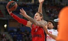 Timmas rezultativitāte palīdz 'Baskonia' nostiprināties Eirlīgas 'play-off' zonā