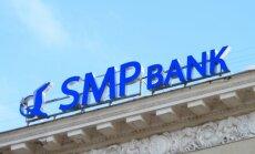 Latvijā nedēļas nogalē atsevišķos 'SMP Bank' klientu centros novērota lielāka aktivitāte