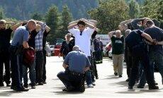 Oregonas šāvējs bijis apsēsts ar ieročiem un reliģiju