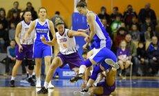 'TTT Rīga' basketbolistes cieš pirmo zaudējumu Eirokausā
