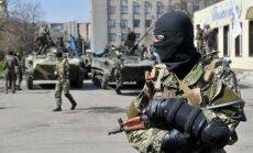Ukrainas tehnika nav sagrābta, bet ar viltu iekļuvusi ienaidnieka teritorijā, paziņo deputāts