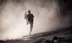ANO plāno miera spēku ievešanu Sīrijā