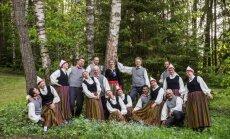 Kaimiņu stāsts: Kā igauņi blēdījās, lai piedalītos latviešu Deju svētkos
