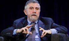 Eirozonas izveide bija kļūda; Grieķijai tā būtu jāpamet, vērtē Krugmans