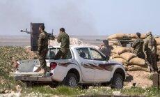 'Islāma valsti' izdevies sadalīt divās daļās, ziņo antidžihādistu alianse
