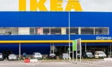 IKEA nākotnē apsver veikalu atvēršanu arī Latvijas un Igaunijas tirgos