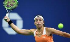 Sevastova pēc 'US Open' zaudē vienu pozīciju WTA rangā; Ostapenko joprojām TOP 10