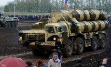 Arī Irāka apsverot krievu 'S-400' iegādi