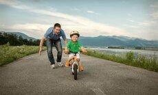 Tētiem nodarbībās mācīs pozitīvās disciplinēšanas metodes un citas gudrības