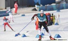 Phjončhanas olimpiskās spēles: slēpotājs Bikše 50 km distancē. Teksta tiešraide