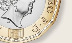 В Британии приступили к замене старых монет в 1 фунт на новые