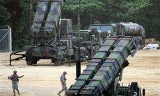 ASV uz Jordāniju nosūtīs pretgaisa aizsardzības raķetes un iznīcinātājus