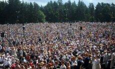 Skotijas ministram pieprasa paskaidrojumus par tēriņiem Latvijas Dziesmu svētku apmeklējumam