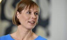 NATO vajadzīga pieredzējusi komandstruktūra arī augstākajā politiskajā līmenī, pauž Kaljulaida