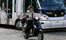 Ceļa satiksmes negadījumu izraisīšanā bez apdrošināšanas dominē mazlitrāžas motocikli, informē LTAB