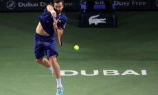 Гулбис: жена понимает, что мне важно закончить с теннисом на своих условиях
